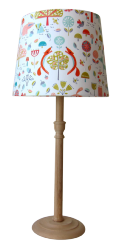 Lampshade Making Kit Coolie 30cm Pendant